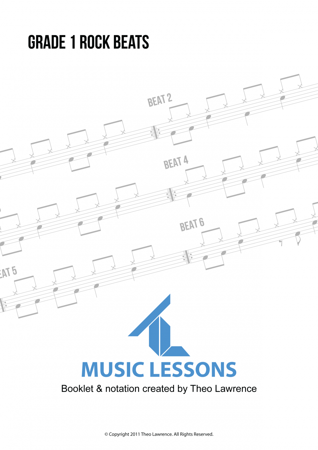 drum grooves | Learn Drums For Free