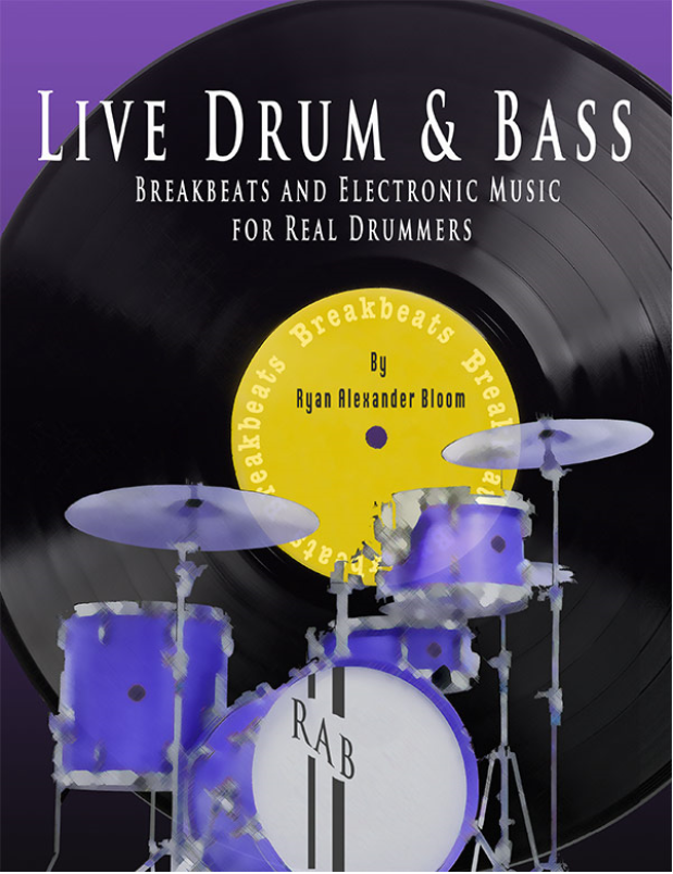 3 Simple Drum and Bass Steps – How to Play, With Notation and Variations