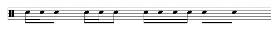 8 snare drum sight reading exercises for grade 2