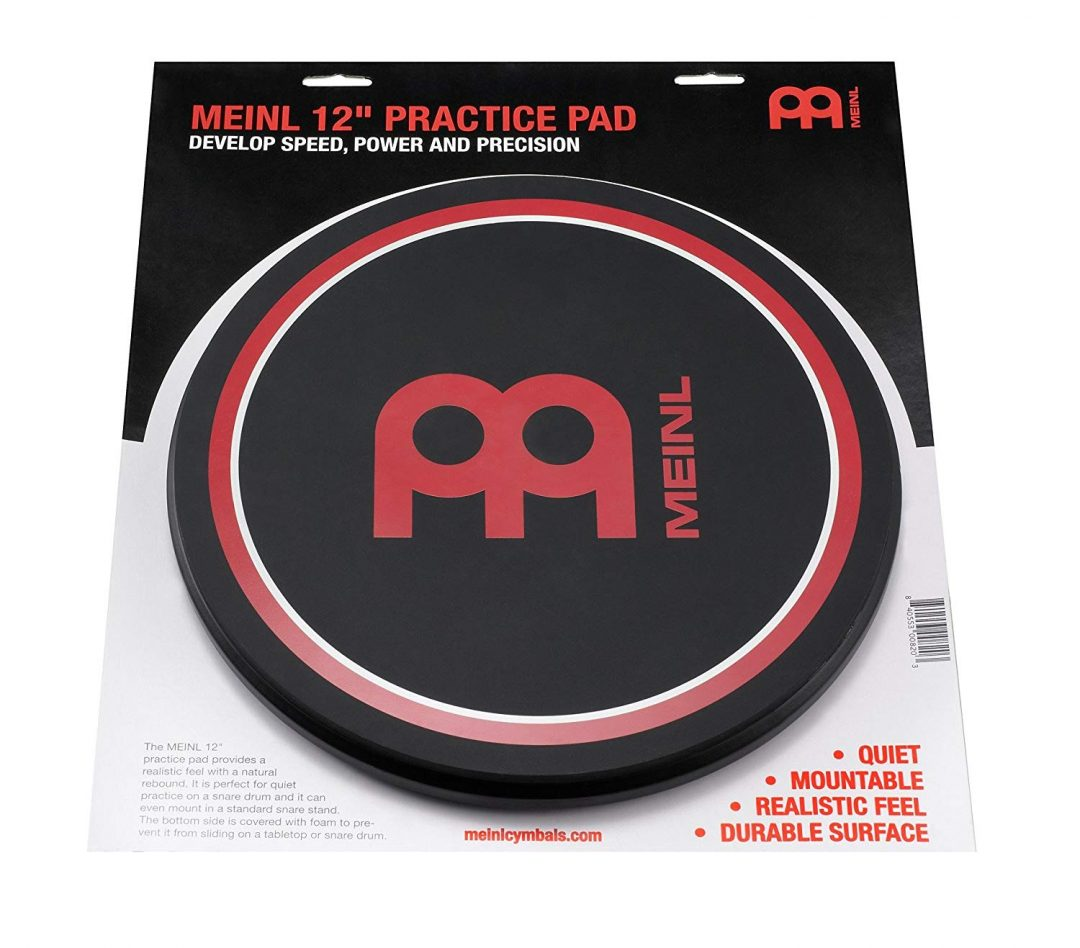 The best practice pad I have ever owned: Meinl MPP-12
